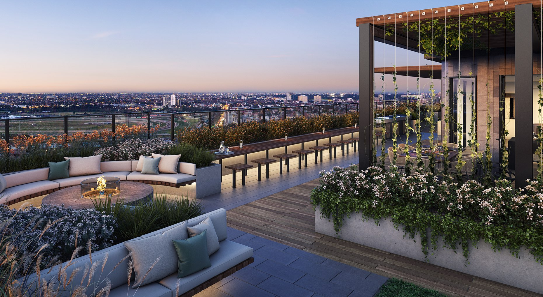 Liberty-One-Render-Footscray-EA02-Rooftop-Outdoor-Dining-and-BBQ